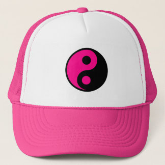 Make Your Own Yin Yang Trucker Hat