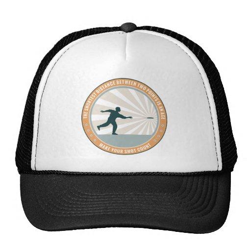 Make Your Shot Count Trucker Hats