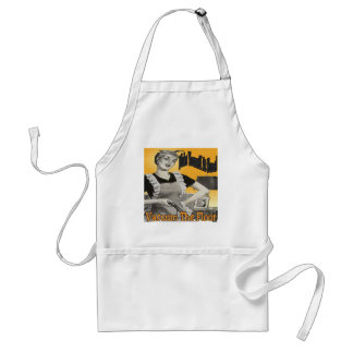 Make Yourself At Home Vacuum Floor Aprons