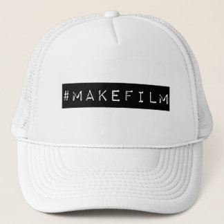 #MAKEFILM trucker hat