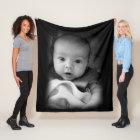 Makenlie Memory Medium Fleece Blanket