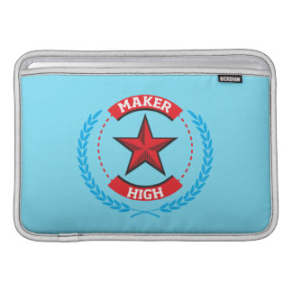 Maker High Sleeve For MacBook Air