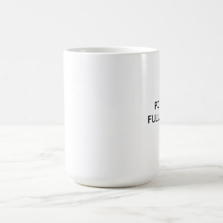 Makes your coffee or drink taste richer mug