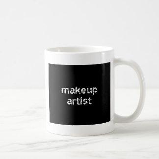 Makeup Artist Basic White Mug
