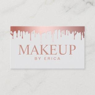 Make Up Artist Business Cards Zazzle Uk