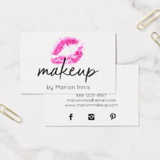 ★ Makeup Artist Business Card