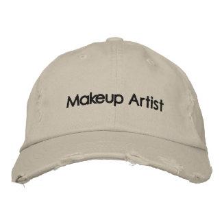 Makeup Artist Comfy Hat Embroidered Baseball Cap