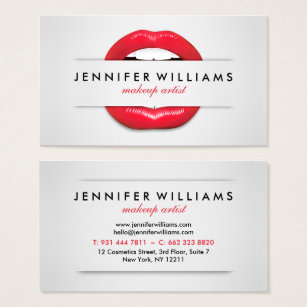 Makeup artist business cards ideas leoncapers makeup artist business cards ideas makeup artist business cards colourmoves