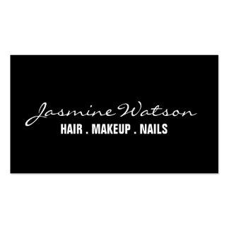 MakeUp Artist, Cosmetology, Salon, Beauty Business Cards