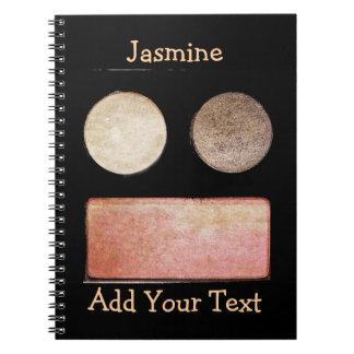Makeup Artist Palette- Face Notebooks