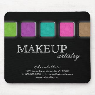 Makeup Artist Salon Spa Mouse Pad Palette