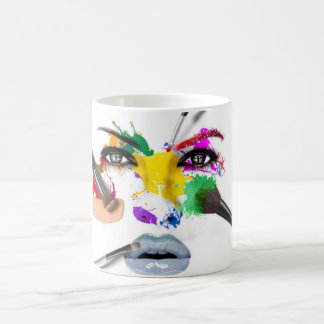 Makeup Artistry Coffee Mug