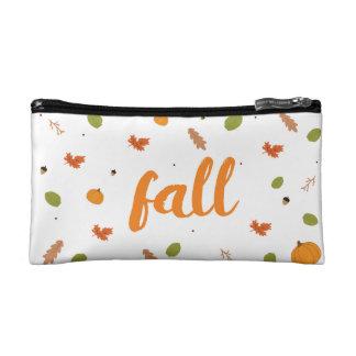 Makeup Bag - Fall Theme
