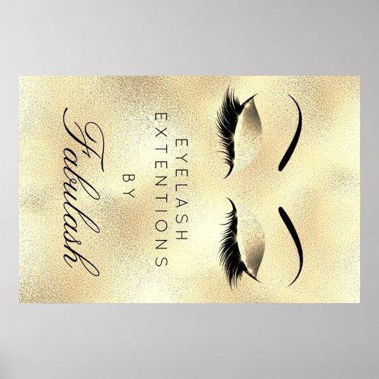 Makeup Beauty Salon Name Gold Unique Lux Eyebrows