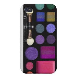 Makeup case, designed for iphone4 iPhone 4 cases