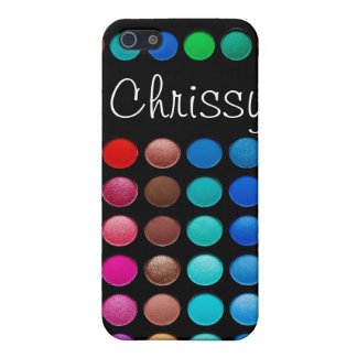 Makeup Colour Palette Iphone Case iPhone 5/5S Covers
