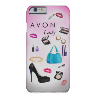 Makeup fashion girly iPhone 6 case