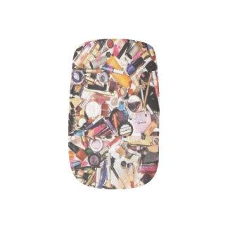 Makeup Hoarder Minx Fingernail Transfer
