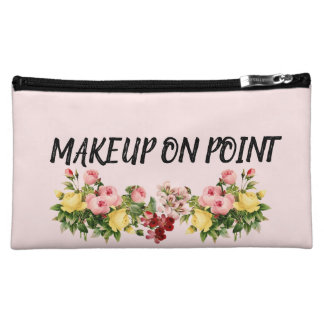 Makeup On Point Cosmetics Bag