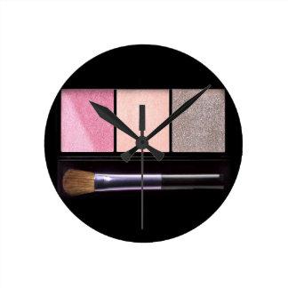 Makeup Round Clock