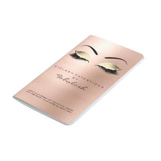 Makeup Stylist Branding Beauty Salon Glitter Skinn Journal