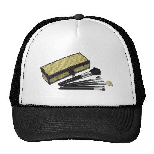 MakeupBrushesWickerBox110511 Trucker Hat