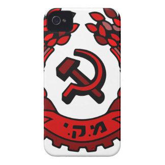 Maki Rakah Israel communist party coat of arms ham iPhone 4 Covers