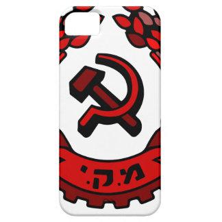 Maki Rakah Israel communist party coat of arms ham iPhone 5 Case