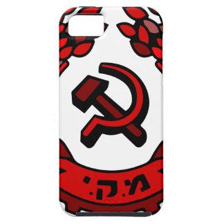 Maki Rakah Israel communist party coat of arms ham iPhone 5 Cover