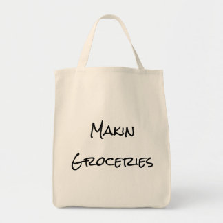 Makin Groceries Shopping Bag
