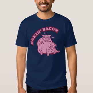 Makin Making Bacon T Shirt