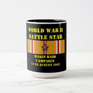Makin Raid Campaign Two-Tone Coffee Mug