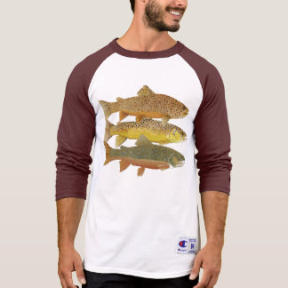 Making a Tiger Trout Shirts