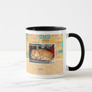 Making lasagna mug