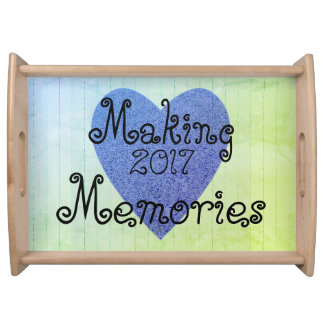 MAKING_MEMORIES-Wood_Template_-Wainscoting-BlueH Serving Tray