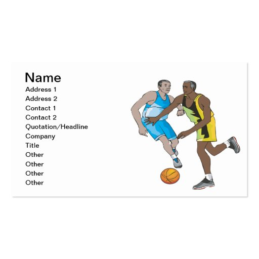 Making Moves Business Card Templates