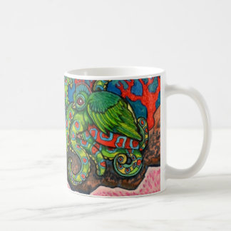 Making Mutants Mug - Quetzaloctopus