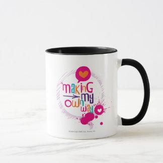 Making My Own Way Mug