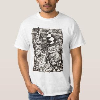 Making of the Man Tee Shirts