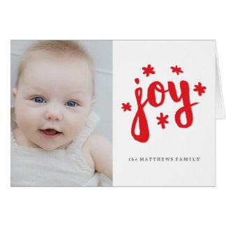 Making Spirits Bright Greeting Card