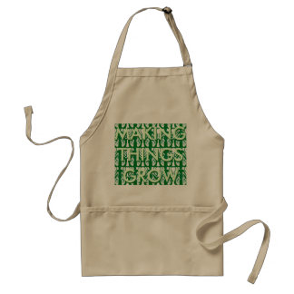 """Making Things Grow"" Osiris Garden Apron"