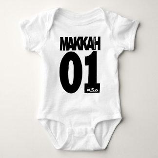 Makkah 01 baby bodysuit