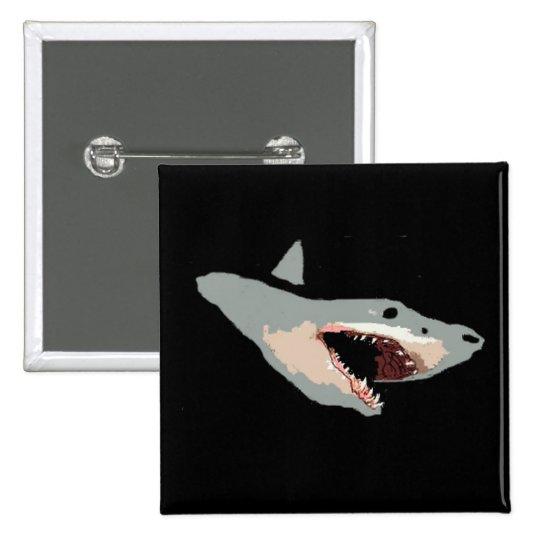 Mako shark button
