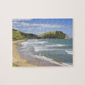 Makorori Beach near Gisborne, Eastland, New 2 Jigsaw Puzzle
