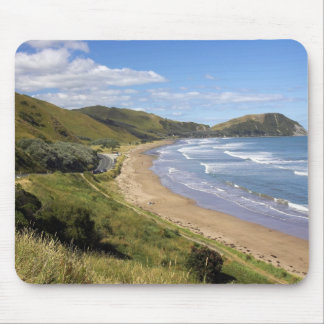 Makorori Beach near Gisborne, Eastland, New Mouse Mat