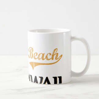 Makua Beach Hawaii Classic Mugs