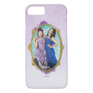 Mal and Evie iPhone 7 Case