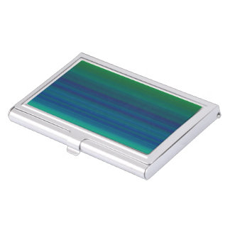 """Malachite"" Business Card Holder"
