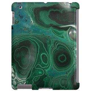 Malachite Geode iPad Caase iPad Case