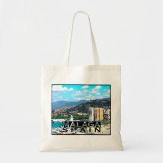 Malaga Budget Tote Bag